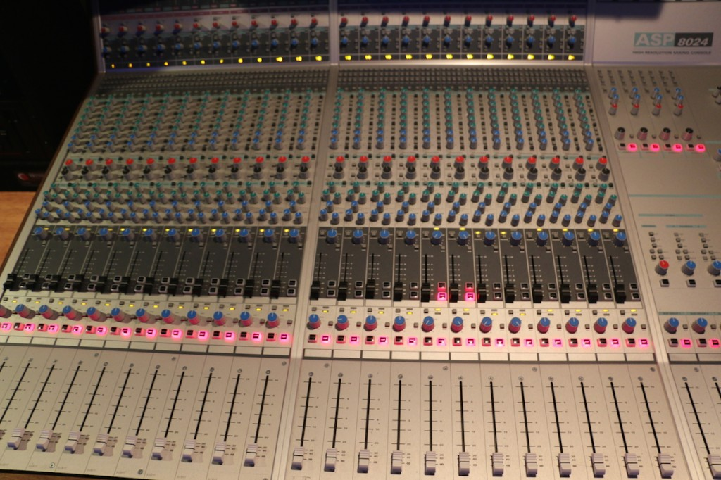 Audient ASP 8024 Mixing Console