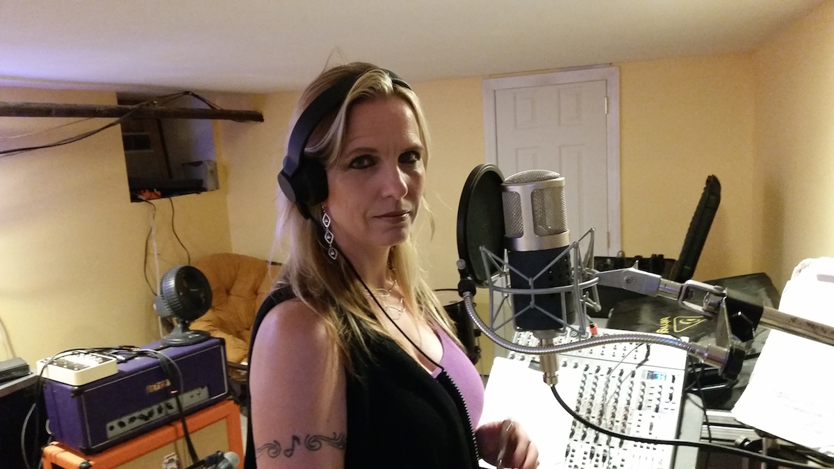 recording-vocals