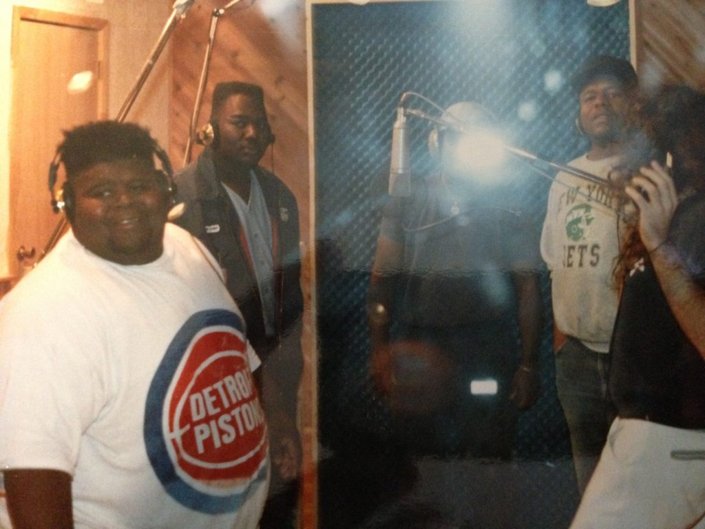 Old School with The Fat Boys