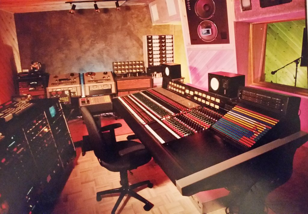1990 Studio Works 2 World Class Recording which was featured on the cover of Mix Magazine.